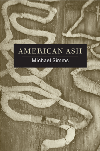 Cover of American Ash by Michael Simms
