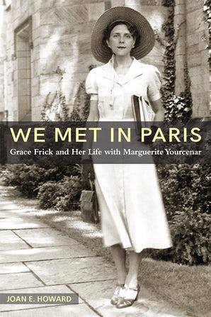 Cover of We Met in Paris by Joan E Howard